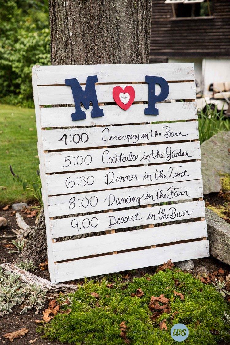 York Maine Rustic Barn Wedding | Josias River Farm